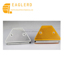 high quality Guardrail Reflector plate road delineator