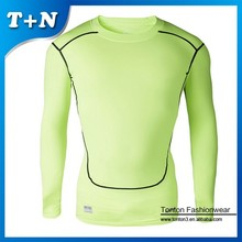 custom long sleeve compression shirts with your own designs and logo