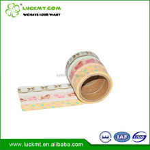 Decorative Colorful Washi Paper Tape Online Store First Choice