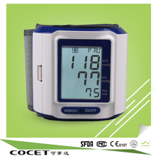 2016 wrist blood pressure monitor