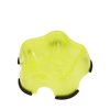 Beautiful In Colors Star Plastic Dog Feeding Bowl