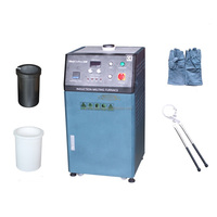 10KG Jewelry Production Melting Furnace for gold, silver, copper mini induction furance