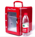 Portable 4L Mini Freezer Fridge