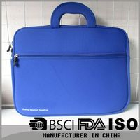 Good Quality Neoprene Made laptop sleeve for 13 inch