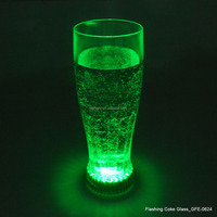 From GMTlight Factory Supplies For Bar Green Light LED Flashing Cola Cup