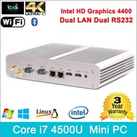 desktop computer i7 2015 new TV and computer integrated OEM intel the computer core cpu i7