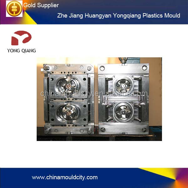 cosmetic packing cap mould high precision plastic injection mould