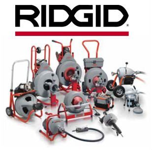 ridgid sewer machine
