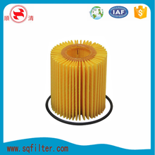 Auto car oil filter element 04152-31080 04152-31060 for japanese car