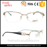 Made in china superior quality high end eyeglass frames