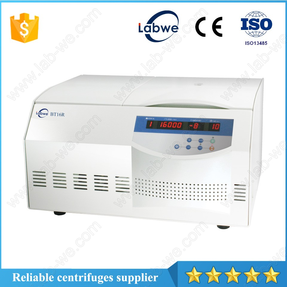 Benchtop High speed refrigerated lab centrifuge machine BT16R