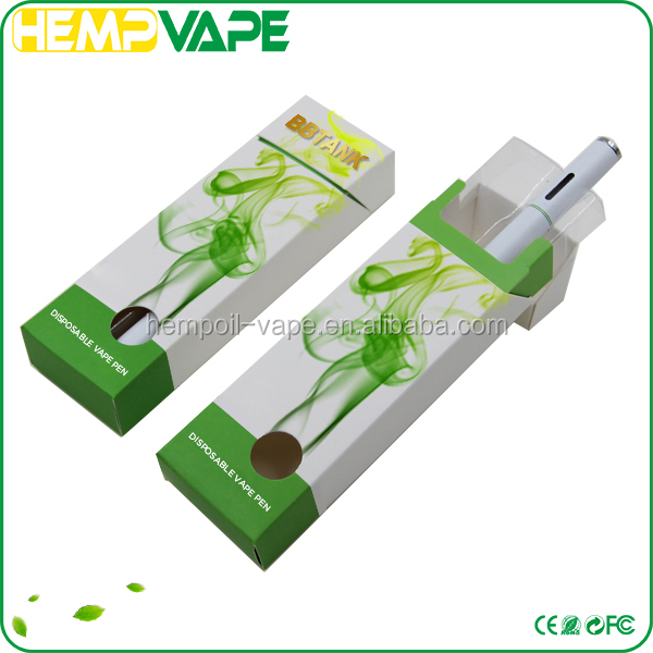 Shenzhen Manufacturer Hemp Oil Vape Electronic Cigarette 0.3ml 0.5ml BBtank t1 vaporizer pen cbd/thc/co2 oil disposable vape pen