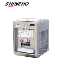 S013 soft serve ice cream machine/ice cream bicycle for sale/ice cream production line