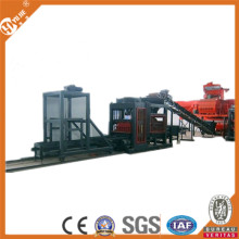 Gypsum block making machine QT10-18 with competetive price