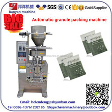 YB-150K New Condition and Beverage,Commodity,Food,Medical,Chemical,Apparel Application Sugar Packing machin