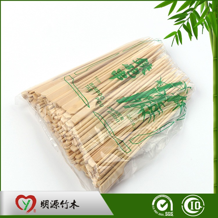 child friendly bamboo skewer for tornado potato