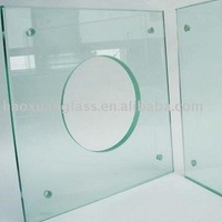 4mm to 6mm tempered glass