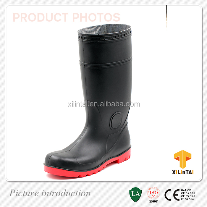 industrial safety boots/safty shoes/safety shoes and boots for the labour