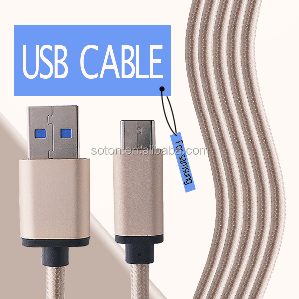 new products 2017 innovative products 1M usb type c Cable charger cable