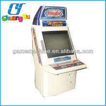 CY-VM06-2 Arcade table games 5 in 1 machine of Xiong Ba