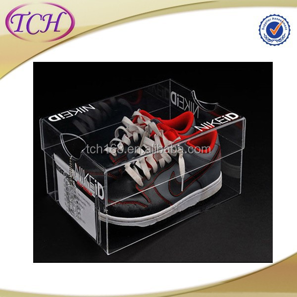 Hot Sale Top Quality Best Price acrylic shoe box for nike