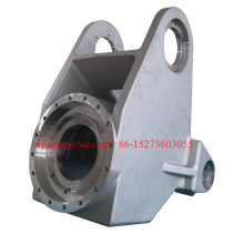 Special Alloy Cast Iron Parts, Zinc Die Casting Part