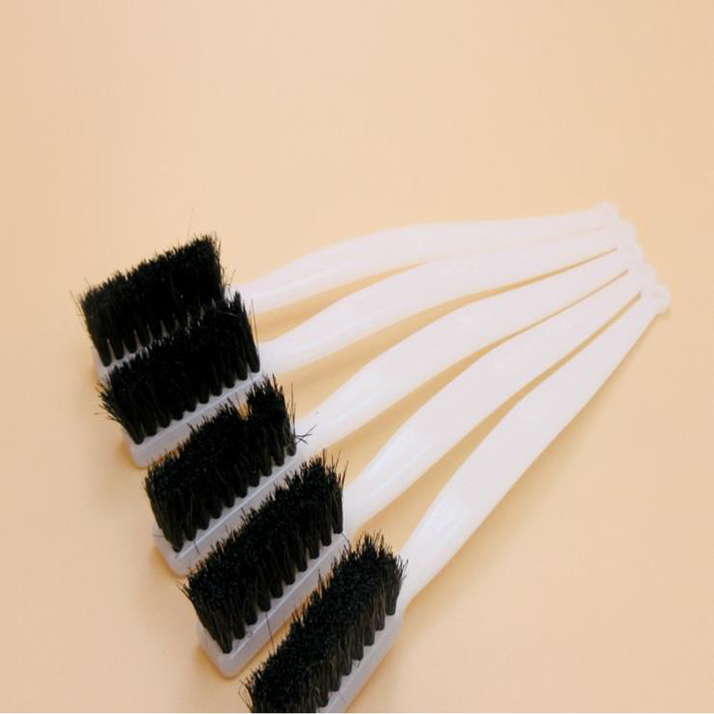 <strong>leather</strong> or fabric small brush