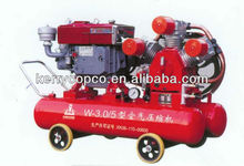 Most popular low pressure Piston air compressor for mining