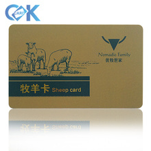 Hot sale Magnetic stripe swipe pvc business <strong>card</strong>