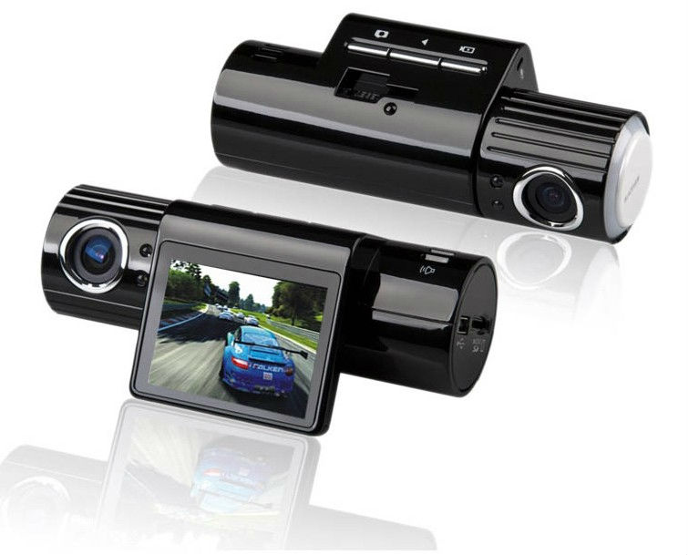 Vehicle Car Camera DVR Dashboard Video Accident Recorder HD 720P Black Box Q7