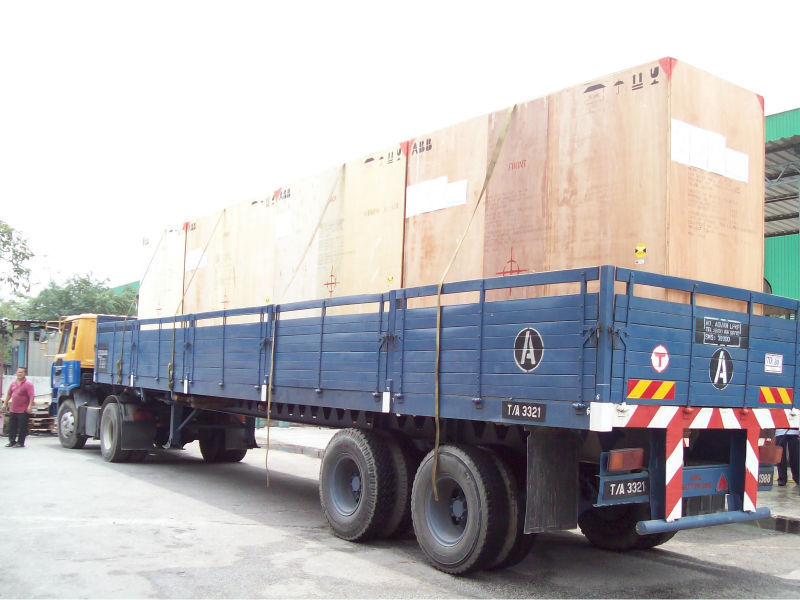 forwarding, warehousing, transportation and air/sea freight