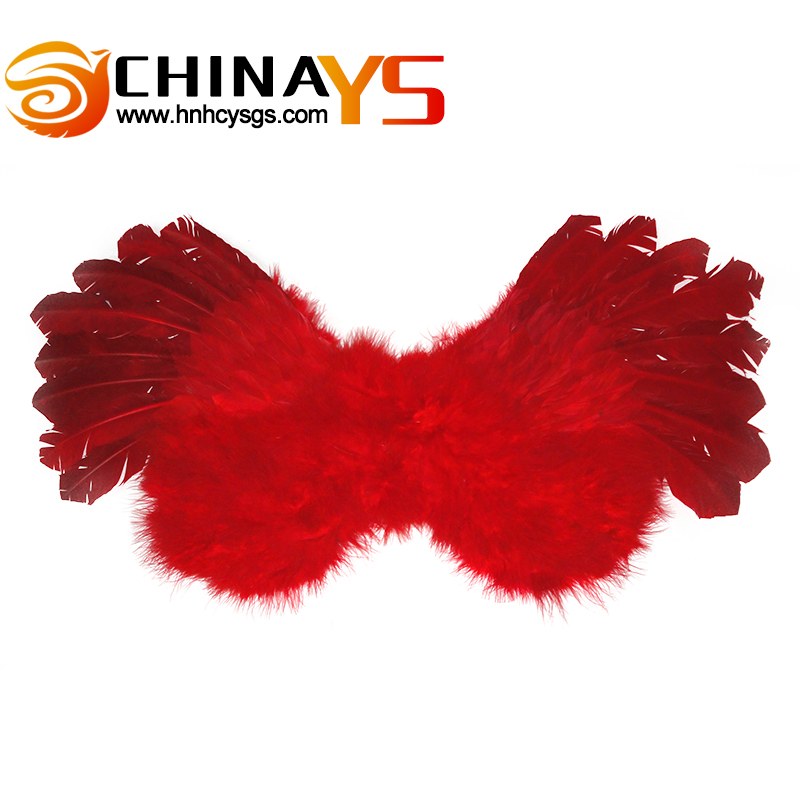 Haloween Decorations Wings Blaze Feather Costume Wing