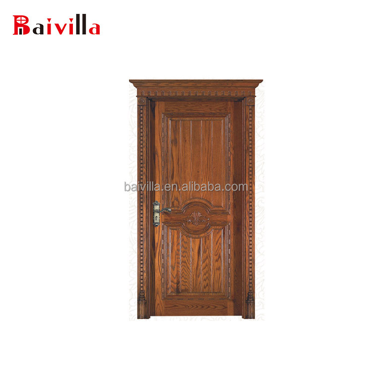 Hotel furniture latest design wooden door interior door