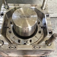 Salad Box Injection Mould