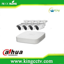 Dahua 4 CH FHD 1080P POE Network Surveillance Security System Plug and play NVR Kits KIT/NVR2104-P-S2/4-HFW1220S-S2
