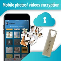 Mobile photo & video encryption for your Android phone, iPhone