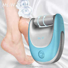 Ms.W Pedi Baby Soft Foot Callus Remover Usb Rechargeable Feet Dead Skin Removal Tool