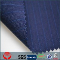 Yaoguang Wool Polyester Viscose Suiting Fabric For Men