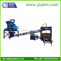 Popular Concrete Hollow Jumbo Block and Brick Making Machine