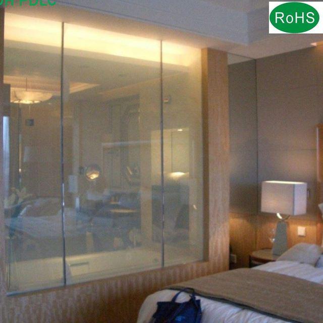 Free Sample Smart Glass Korea Egypt Sliding Door