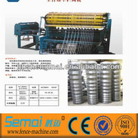 SEMAI New Design Automatic Metal Animal Farm Fence Machine