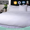ELIYA 40s Cotton White Plain Star Hotel Luxury Bedding Set/Modern Bedroom Sets Bed Sheets in Guangzhou