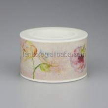Colorful rice paper for crafts, gift paper craft tape washi decorative tapes packing
