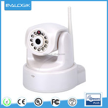 WIFI Wireless P2P Security IP camera CCTV camera with alarm antenna (IPCAM001)