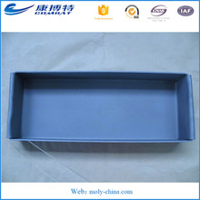 high purity molybdenum boat price
