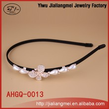 2015 Best Sell Alloy Jewelry Rhinestone Tiara Crown for Girls