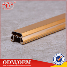 Flat thin LED Aluminum profiles /extrusion for LED Strip light