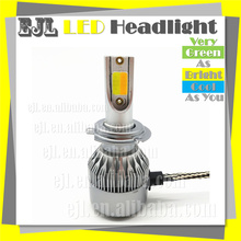 FACTORY DIRECT WHOLESALE car auto bulb led headlight dual color led headlight H4 H7 H11 H13 9004 9005 9006
