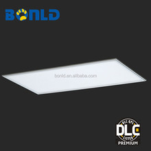 130lm /w 80Ra 50W 60w 72w 2x4 led ceiling panel light with UL DLC CSA approval
