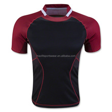 custom made your own design sublimation team rugby shirt pro rugby jersey set